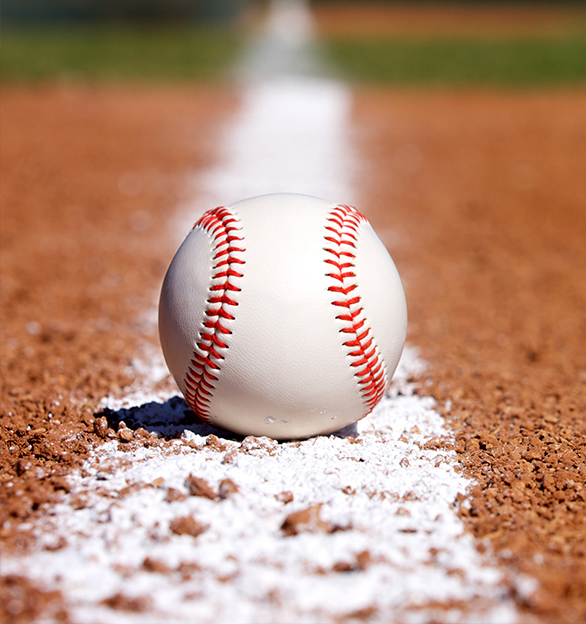 Fall Baseball for kids